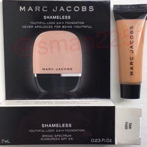 🔝5 for $25💛Marc Jacobs Shameless Foundation BNIB